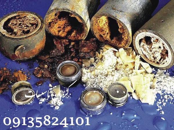 سختی آب در کرمان بالا است و موجب پوسیدگی لوله و گرفتگی پکیج ایران رادیاتور و بوتان میشود به علت رسوب و اسید شویی، در نتیجه باید از تصفیه آب خانگی استفاده نمود